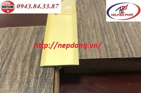 Nẹp nối sàn nhựa chữ T chân 3mm
