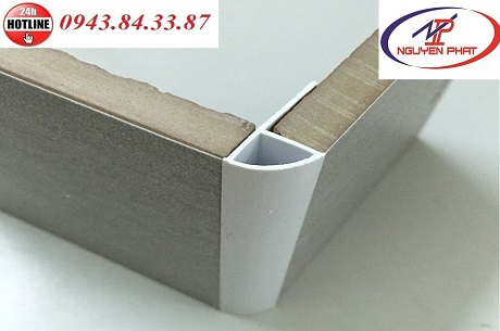 NẸP NHỰA PVC ỐP GÓC YS10